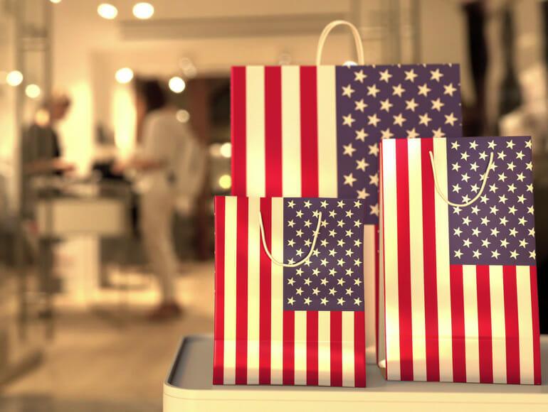 La scarpa, la borsa, la pelle e i loro orizzonti americani