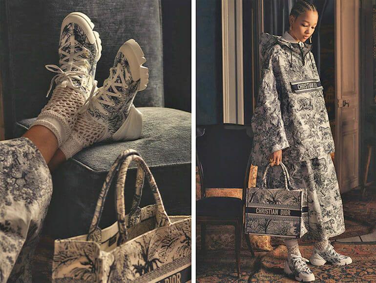 No one has an impact on media like Dior